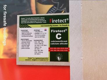 C | calcium silicate fireboard