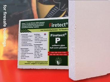 P | full core plaster fireboard