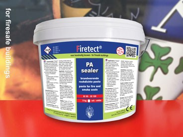 PA sealer | fire rated putty paste